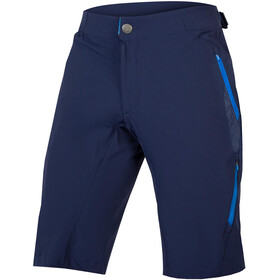 Endura SingleTrack Lite II Cycling Shorts Men blue